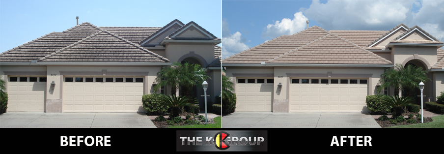 Roof Cleaning in Longboat Key