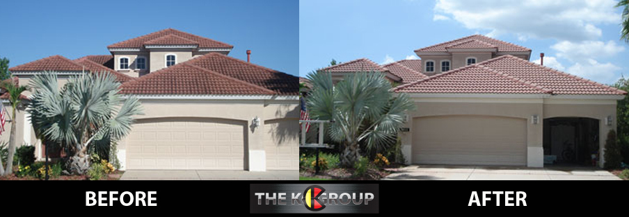 Roof CLeaning in Tampa