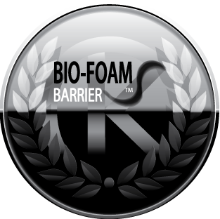 bio-foam barrier