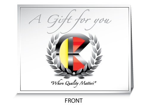gift certificates the KC group