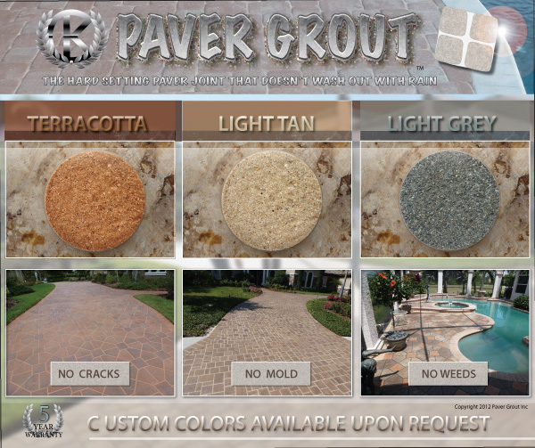 paver sealing bradenton and sarasota florida
