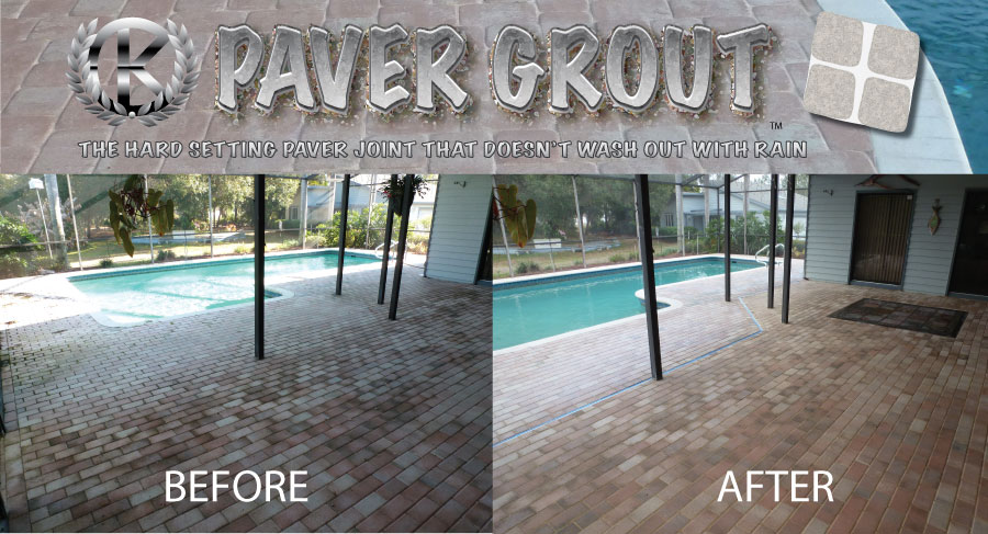 pavers repairs before and after