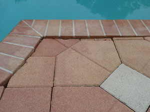 paver repair and levelling services
