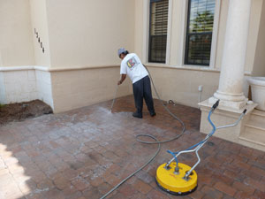 sealer stripping of driveways and pool decks