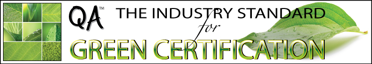 qa green certification