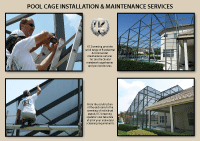 pool cage maiontenance services