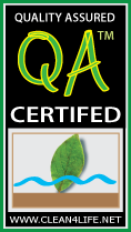 QA green certification program