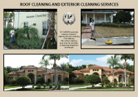 Roof Cleaning and Pressure CLeaning Services Sarasota Bradenton Tampa