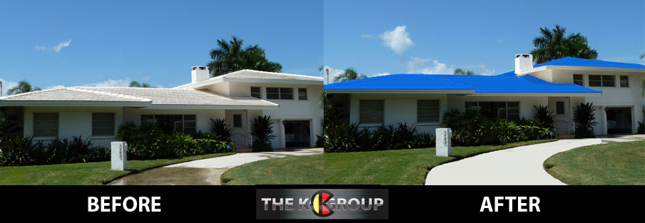 roof painting services sarasota