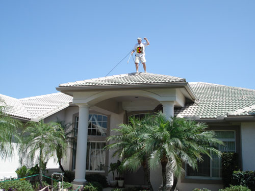Roof Painting and Cleaning Sarasota
