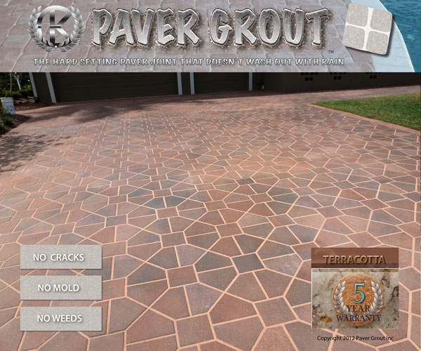 paver grouting and sealing parrish